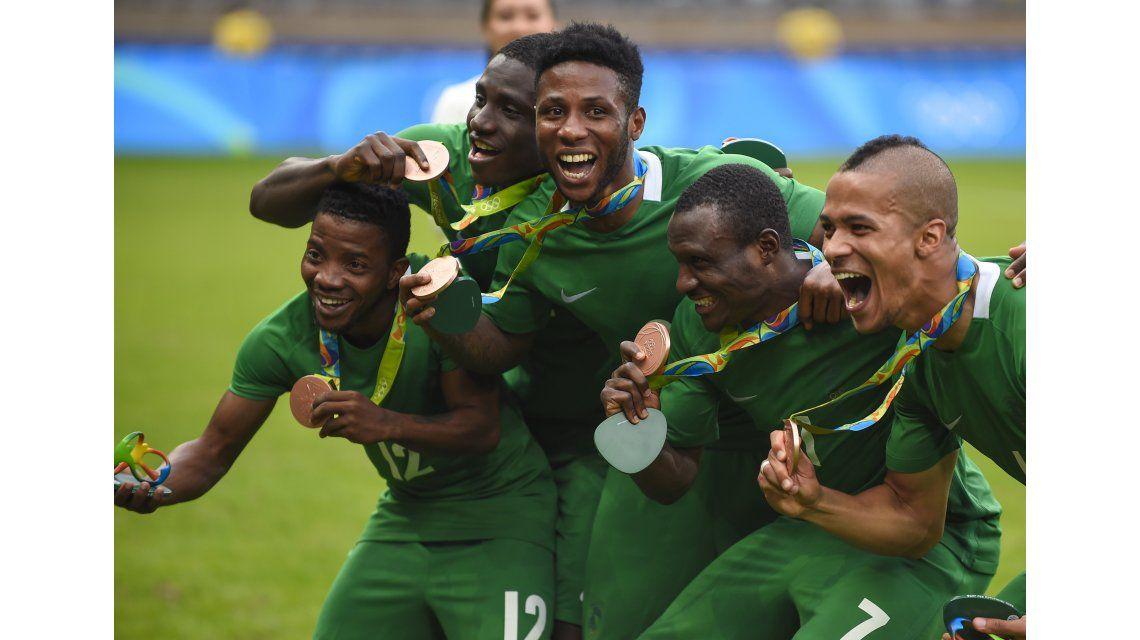 Nigeria venció a Honduras y se quedó con la medalla de bronce