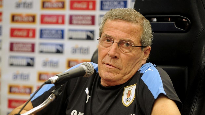 Uruguay definió el plantel para visitar a Argentina por las Eliminatorias