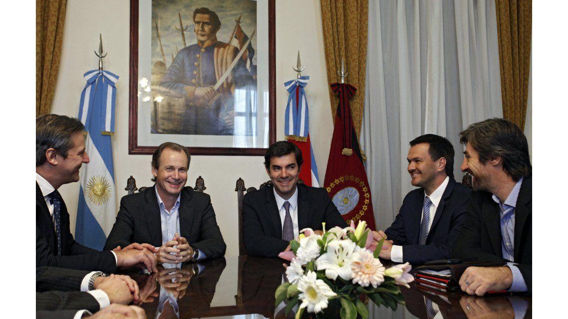 Urtubey y Bordet firmaron un convenio de cooperación en Paraná
