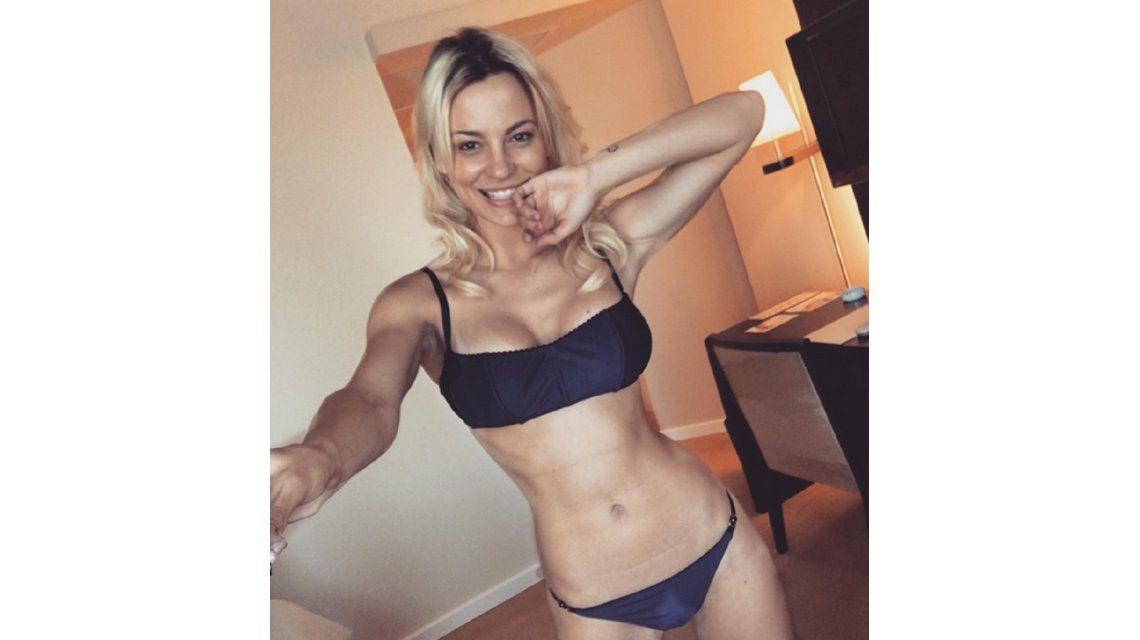 FOTO: Erika Mitdank espera el verano en bikini