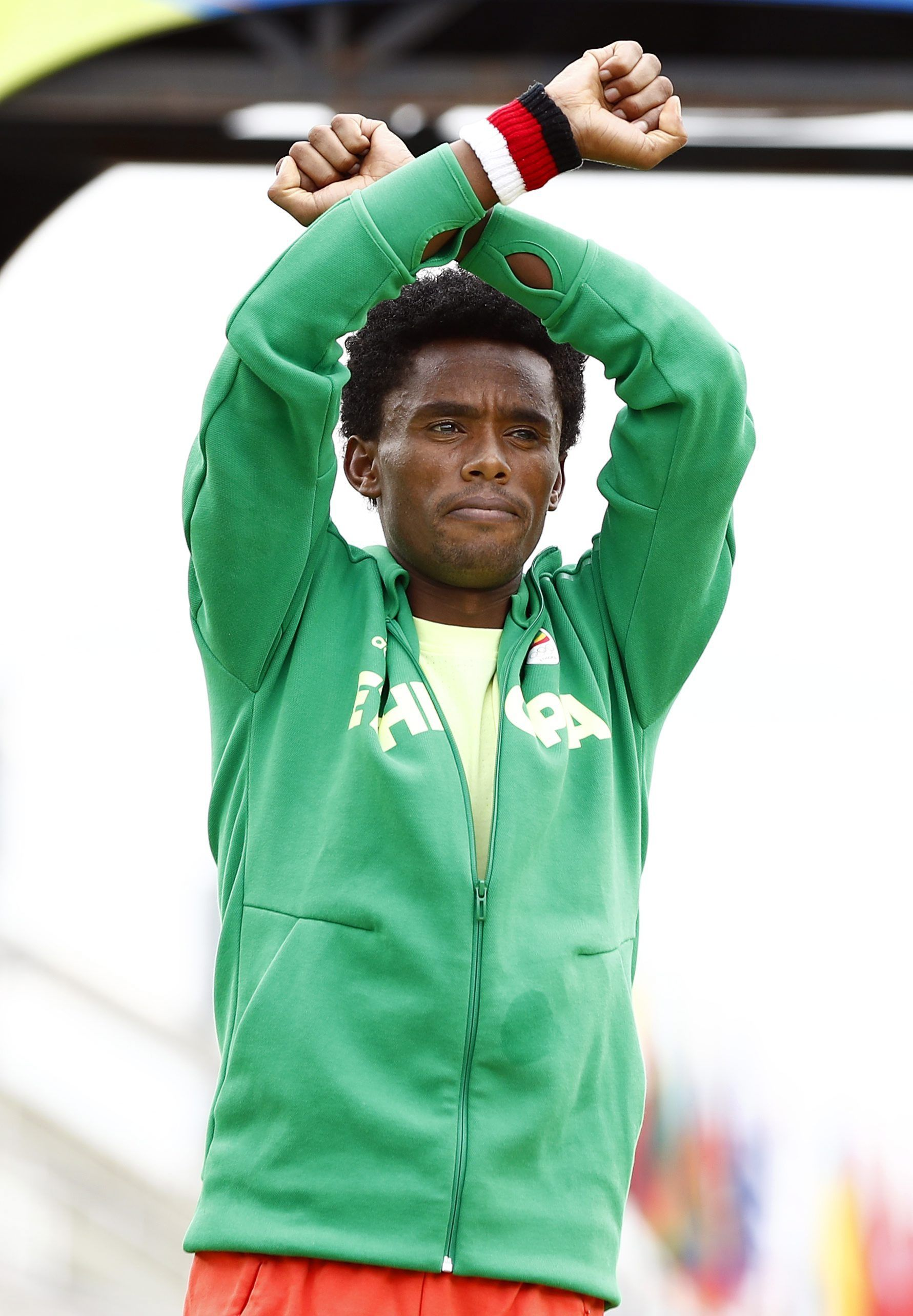 El cruel relato del etíope que fue segundo en maratón: Pueden matarme al llegar a mi país