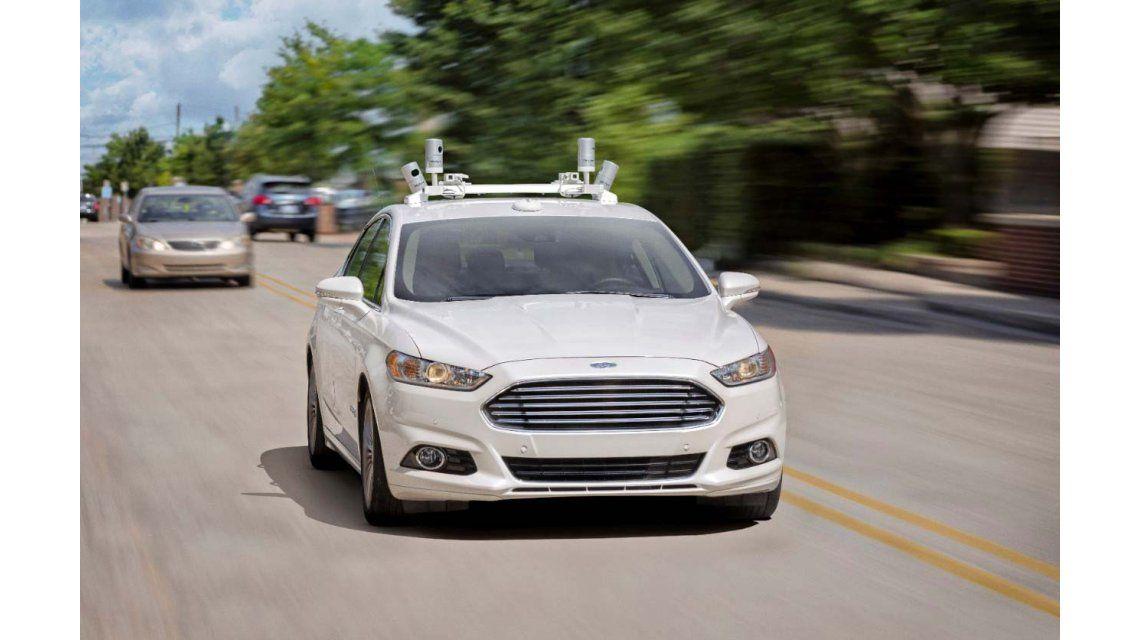 El futuro llega en 2021 con los autónomos
