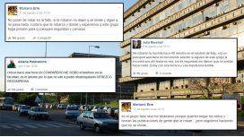 Por robos en Ciudad Universitaria, los alumnos se cuidan por Facebook