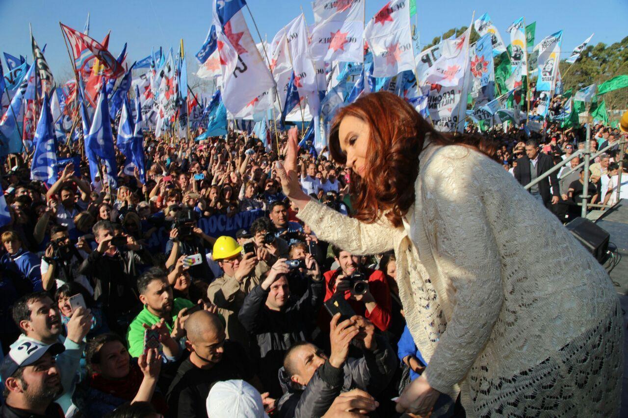 Difunden un video de Unidad Ciudadana, ¿el primer spot de Cristina candidata?
