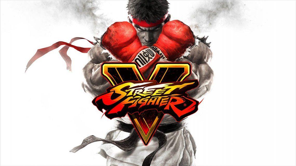 Se viene un torneo de Street Fighter V en Tecnópolis