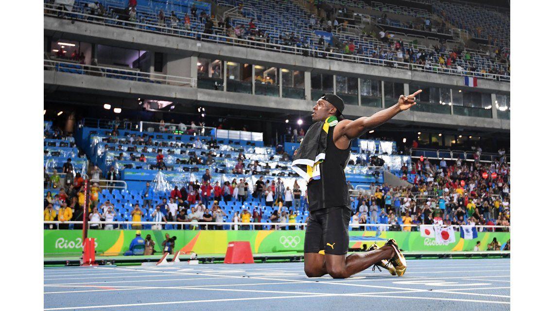 El jamaiquino ya tiene planes para su retiro