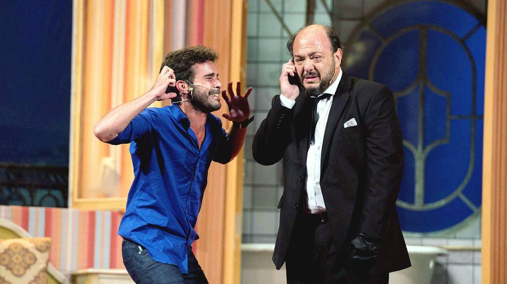 Nicolás Cabré deberá ser operado y suspende su obra de teatro