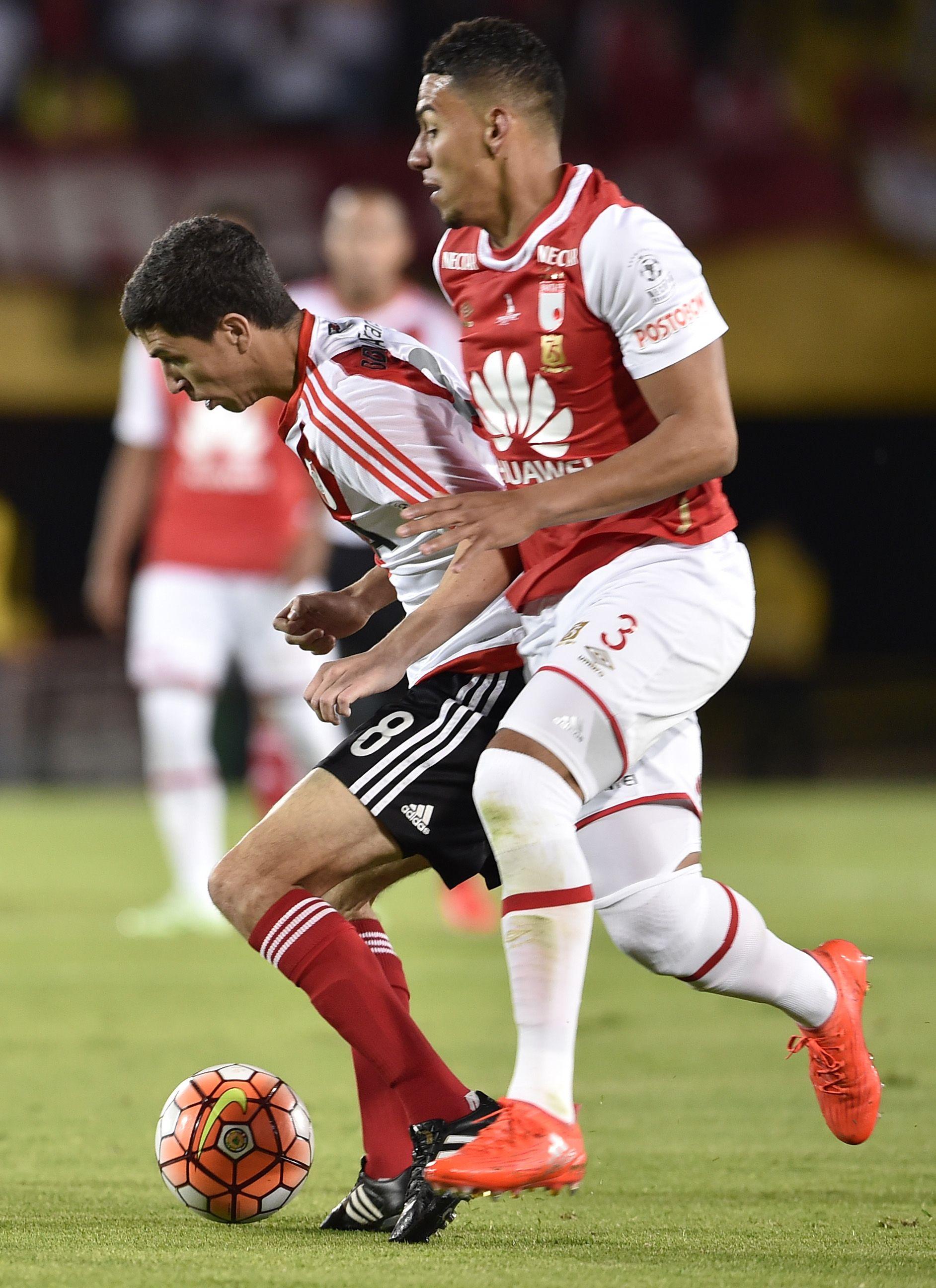 La vuelta de la Recopa entre River e Independiente Santa Fe ya tiene árbitro