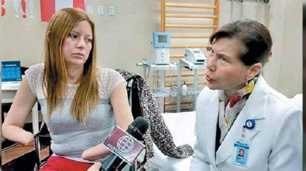 Conmoción en Perú: llegó al hospital para tratarse cálculos renales y le amputaron las manos y pies