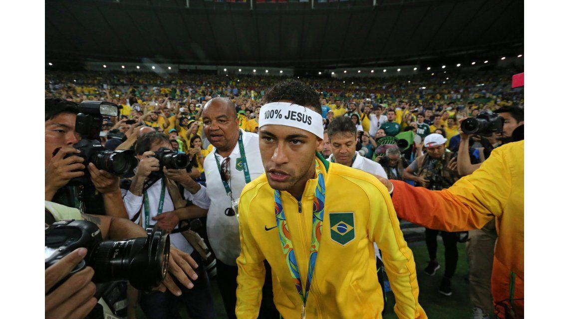 Esta estrella no dudó y se tatuó el símbolo de los Juegos tras ganar el oro