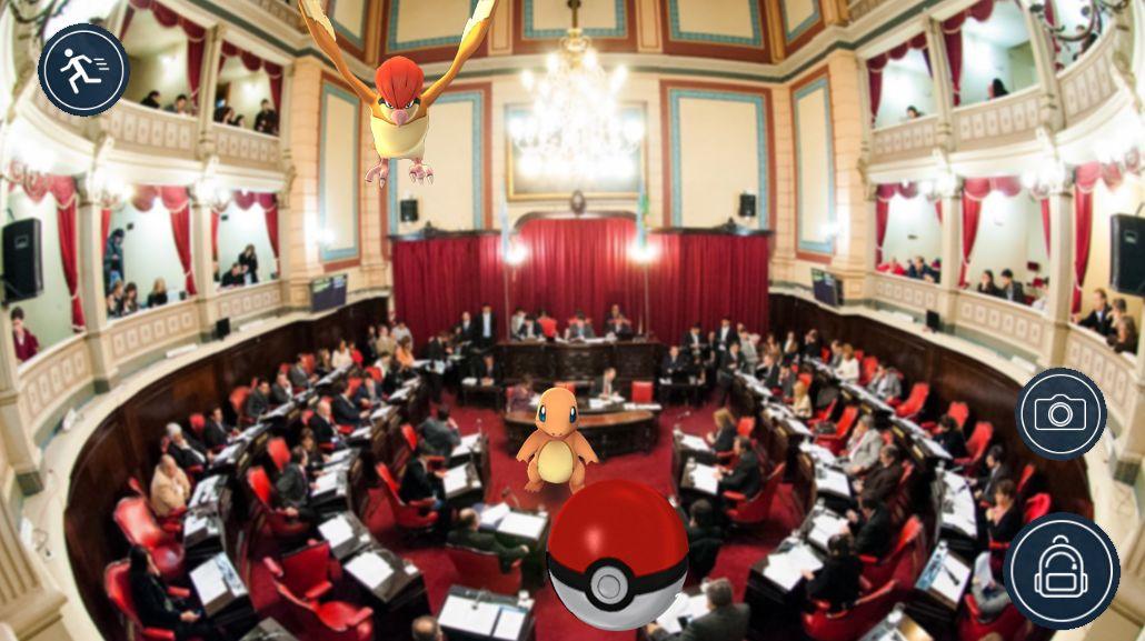 El Senado bonaerense, preocupado por el uso de Pokémon Go