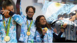 Argentina igualó su mejor registro de oros