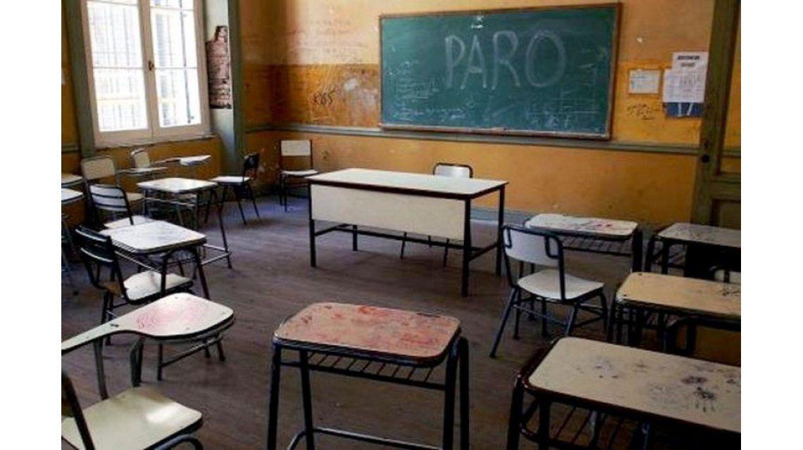 Con 17 días de paro, 4 millones de chicos se quedan otras vez sin clases en Provincia