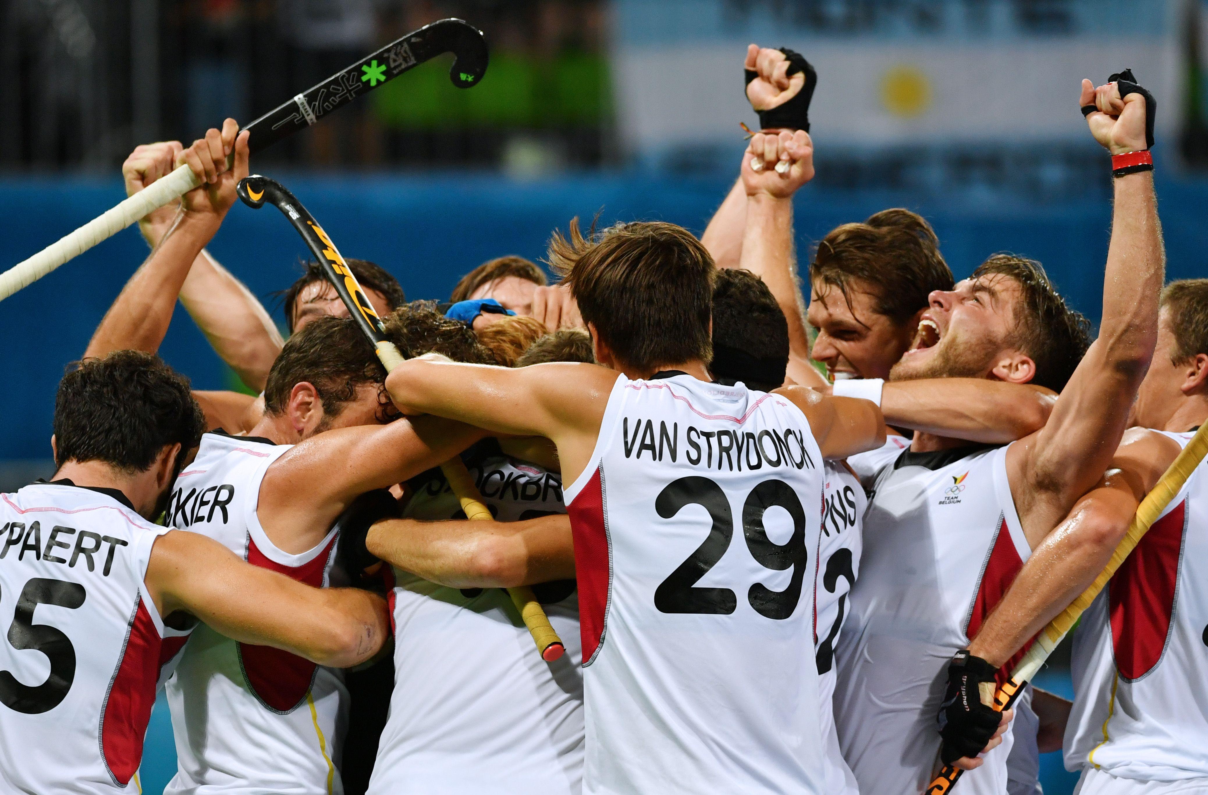 Ya tienen rival: Bélgica venció a Holanda y definirá la final ante los Leones