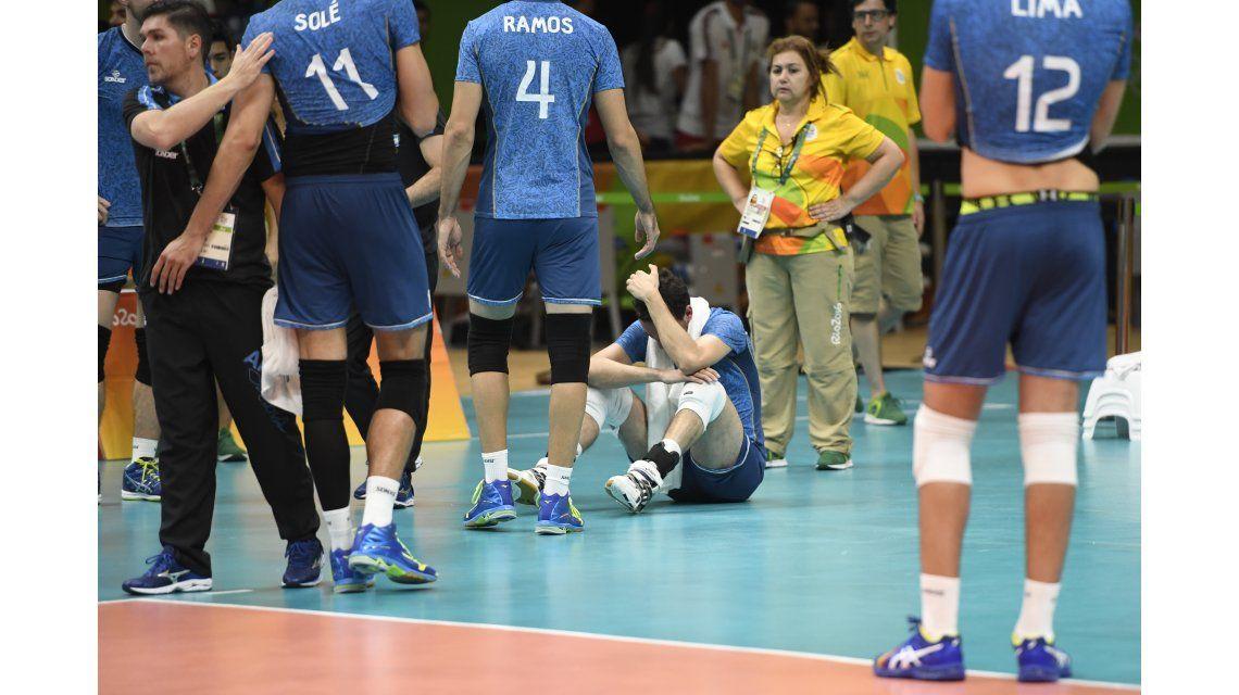 No hubo Maracanazo: la Selección Argentina de vóley perdió 3-1 ante Brasil