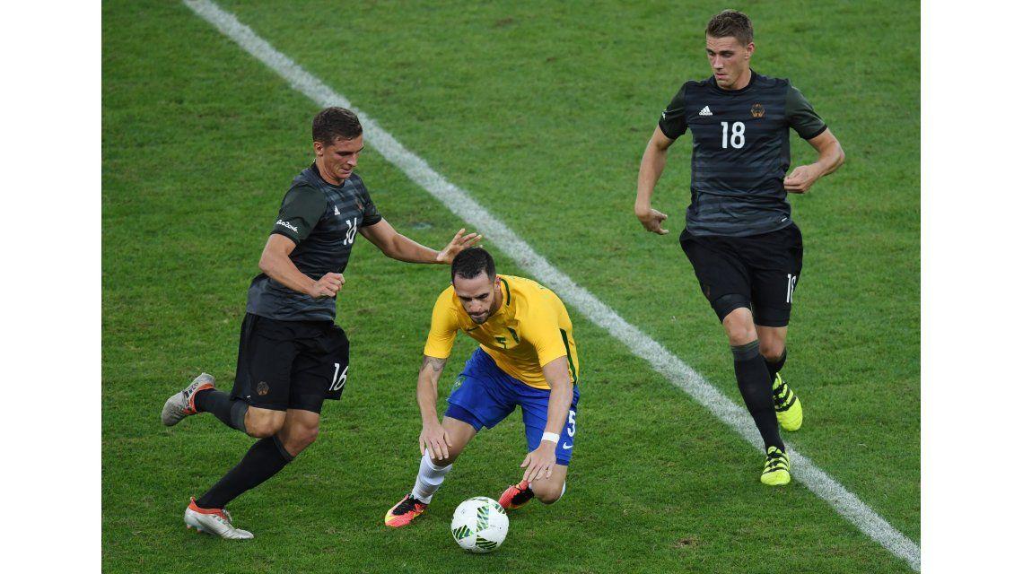 La venganza de Brasil contra Alemania, en fotos
