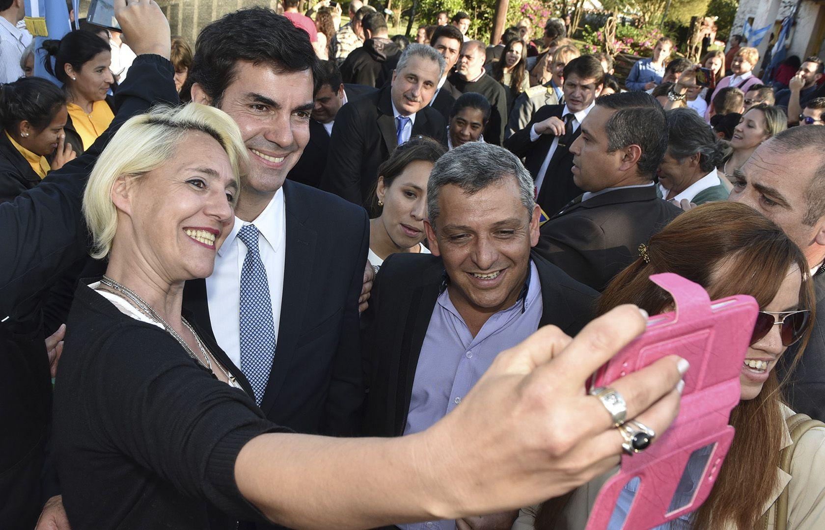 Urtubey: Los argentinos debemos trabajar juntos  teniendo a San Martín como ejemplo