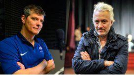 Luego de 14 años, Pergolini y Andy Kusnetzoff se reconciliaron al aire