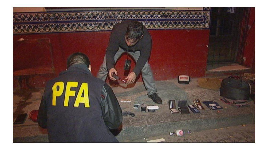 Detienen a banda de ladrones tras una persecución por toda la Ciudad