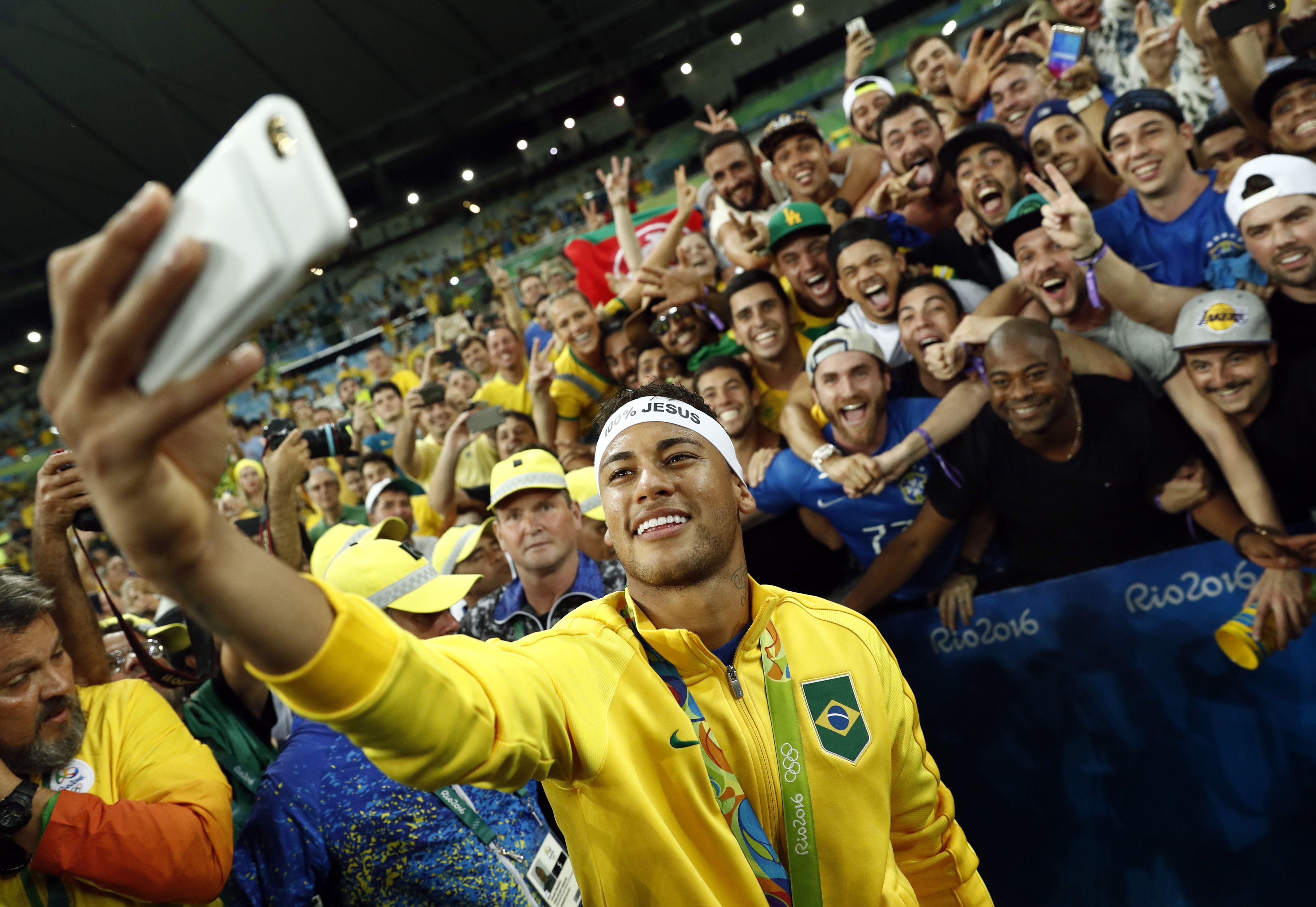 Neymar los calla a todos tras la final: Ahora me van a tener que tragar