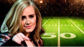 La guerra entre Adele y el SuperBowl