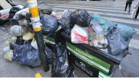 Córdoba capital está llena de basura
