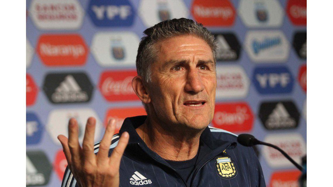 Bauza, sobre Messi y Mascherano: Están muy involucrados con la Selección