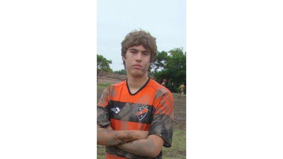 Apareció Lucas, el joven rugbier de 14 años que estaba desaparecido