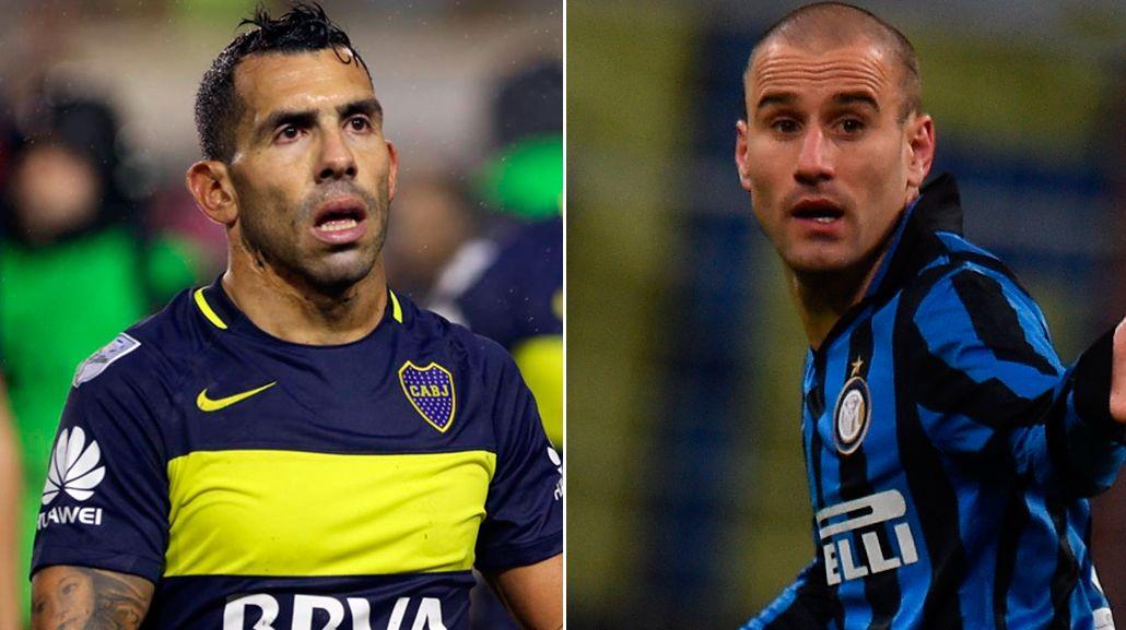 ¿Tevez por Palacio? El Inter piensa en un trueque entre delanteros argentinos