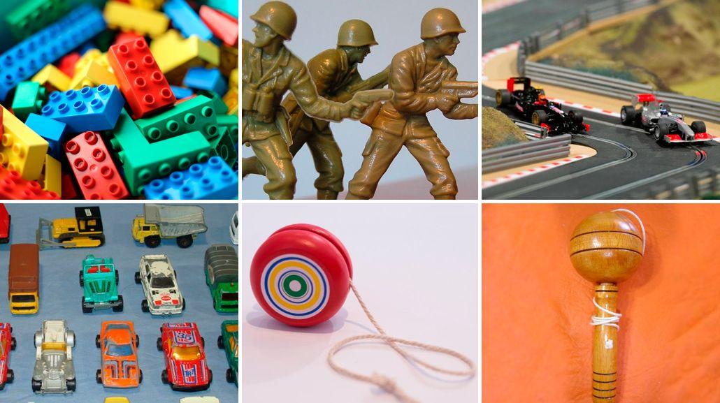 ¿Cuál es el mejor juguete para nenes de la historia?