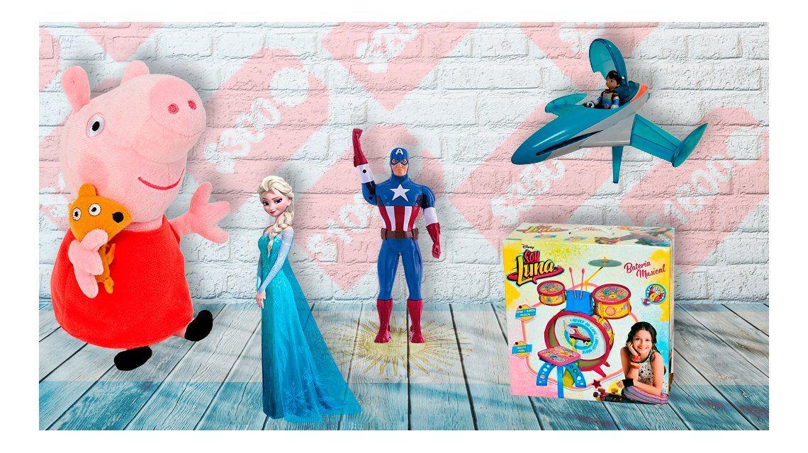 Los cinco juguetes de industria nacional que compiten con los importados