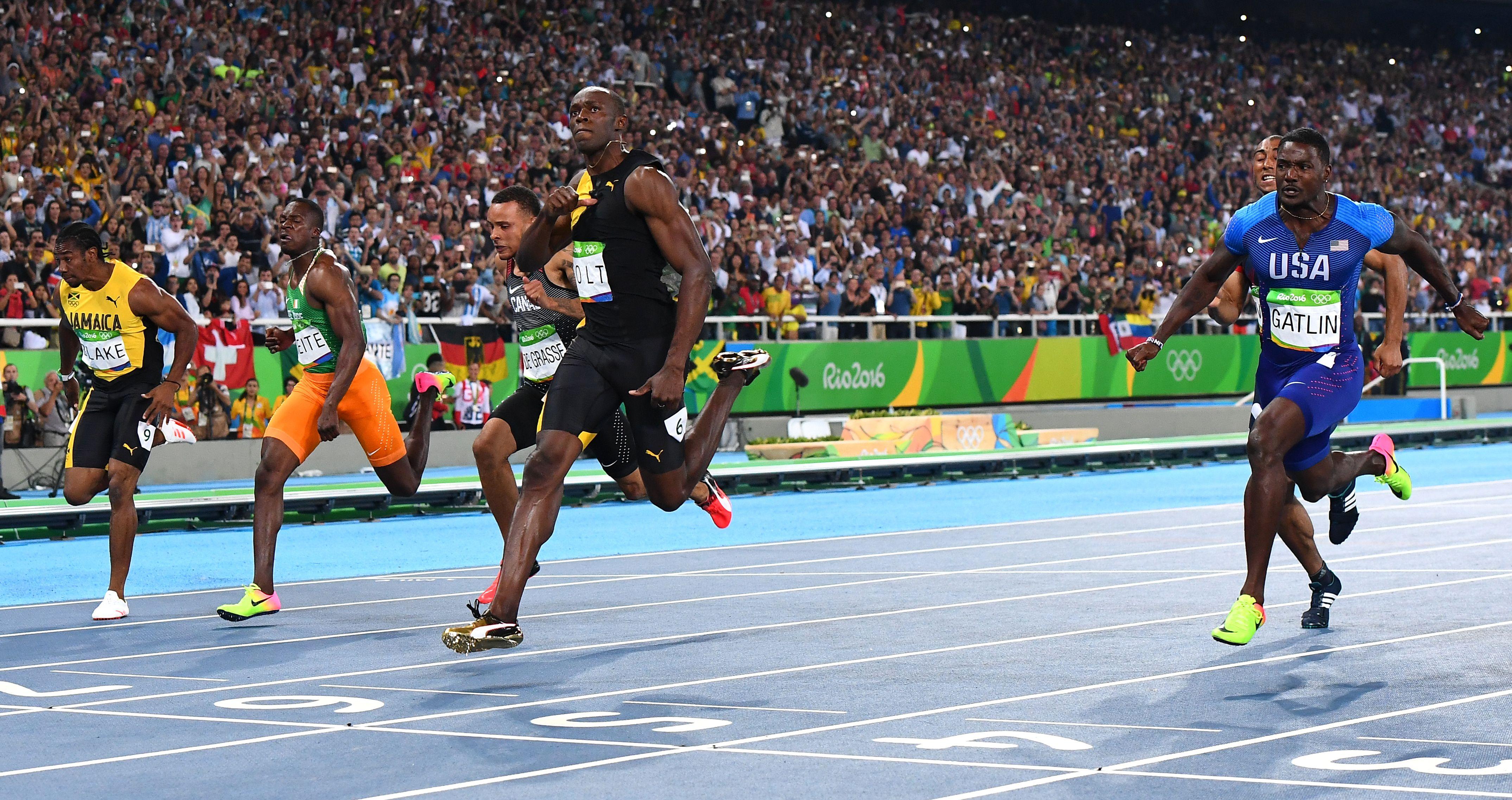 Usain Bolt, el hombre más rápido del mundo