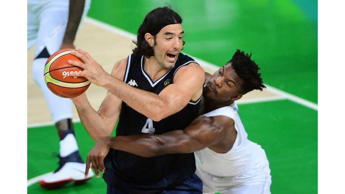 Luis Scola jugará la próxima temporada en el básquet chino