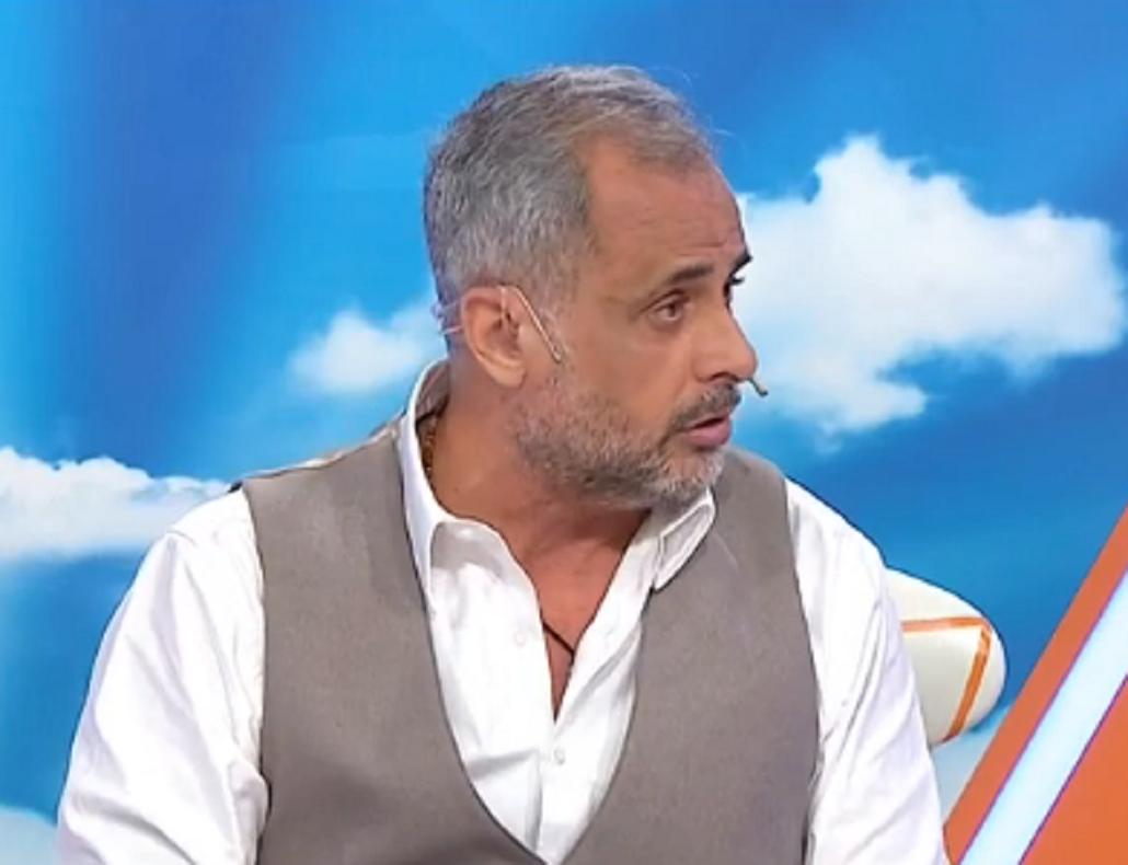 Jorge Rial contó que Morena le pasó los audios de la feroz pelea de Pampita y Benjamín Vicuña