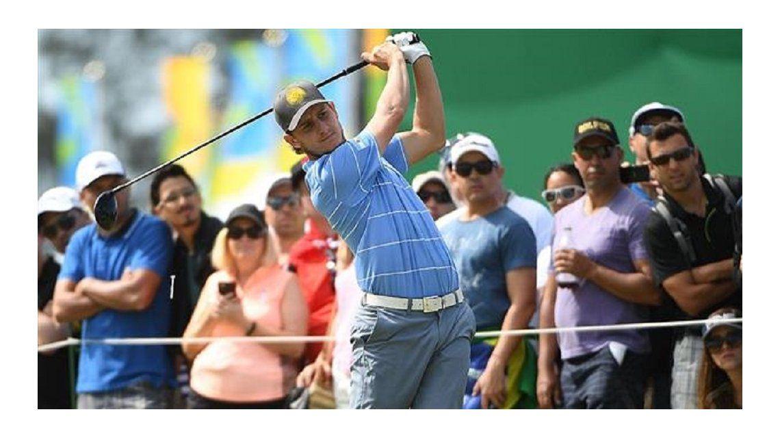 Emiliano Grillo es la gran esperanza del golf argentino
