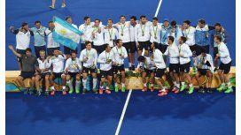 Emocionante: así fue cómo Los Leones se colgaron la medalla dorada en Río