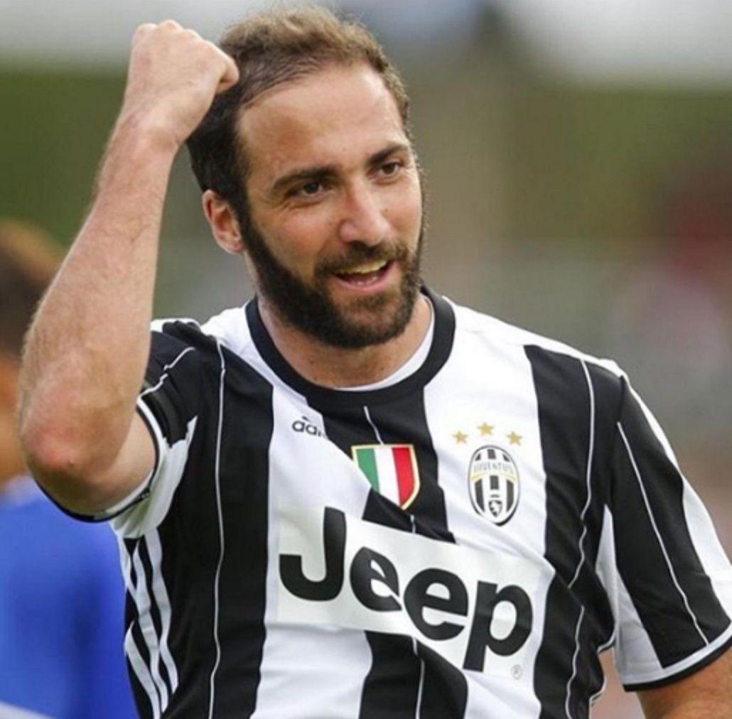 Sirvió la dieta: Higuaín hizo su primer gol con la camiseta de Juventus
