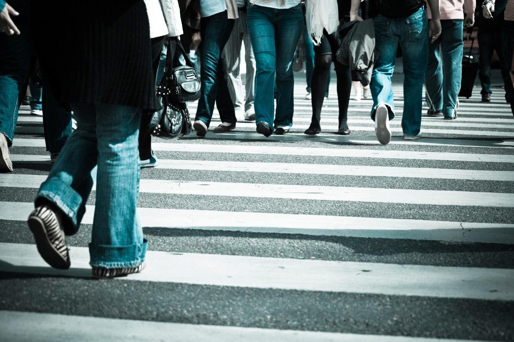 Peatones imprudentes: ¿cuáles son las infracciones que más cometen?