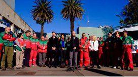 La Ciudad incorpora a 315 médicos al SAME: atenderán sólo emergencias