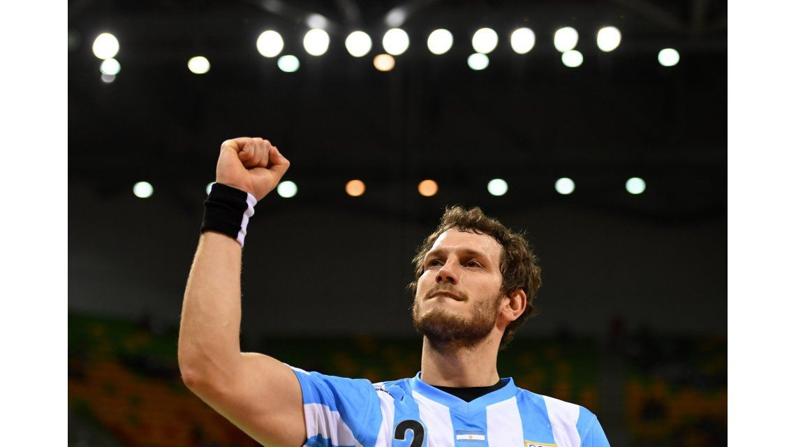 Los Gladiadores del handball le ganaron a Túnez y sueñan con la clasificación
