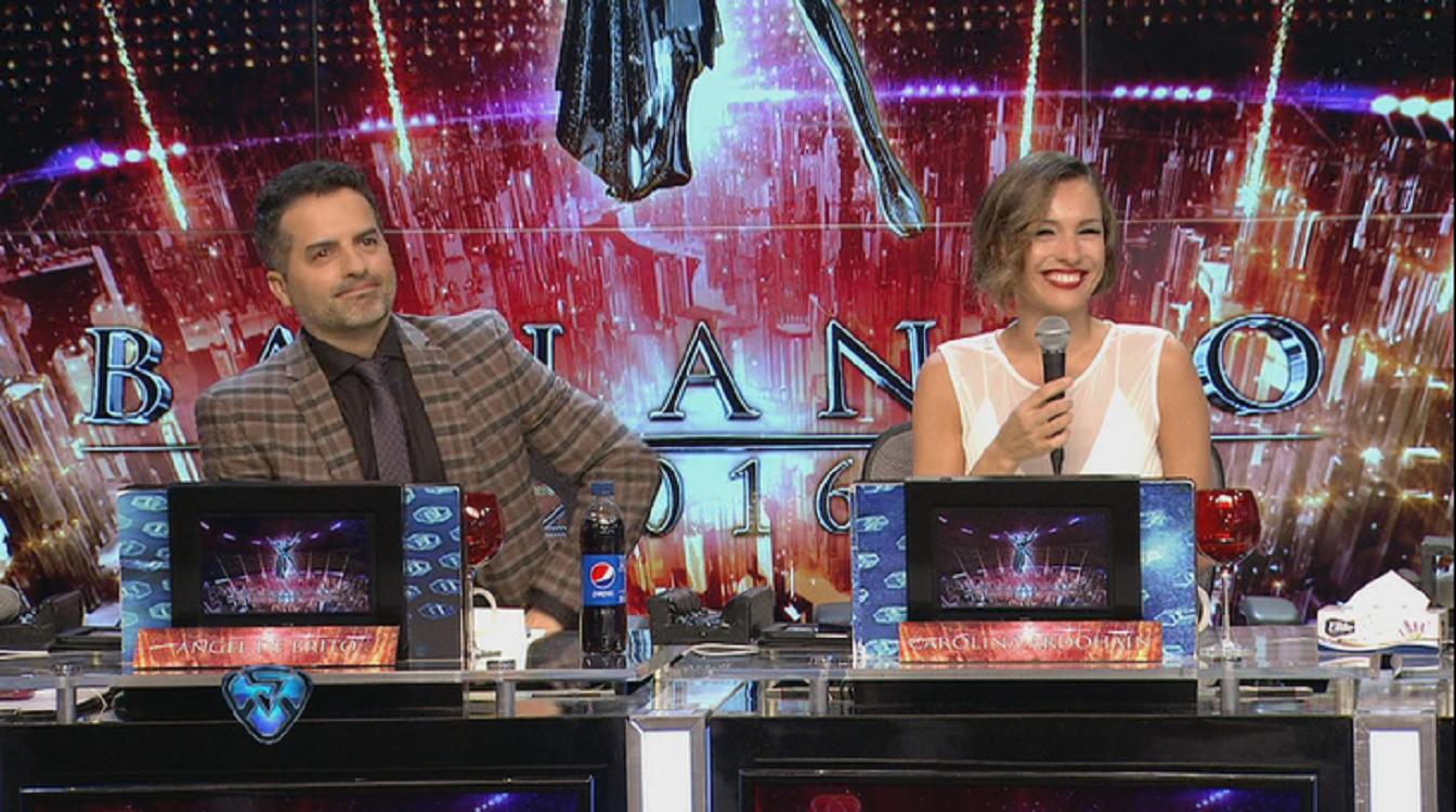 Tensión en ShowMatch entre Ángel de Brito y Pampita: No es mala onda, es ser...