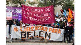 Liberaron a Belén, la joven que estaba presa por un aborto espontáneo