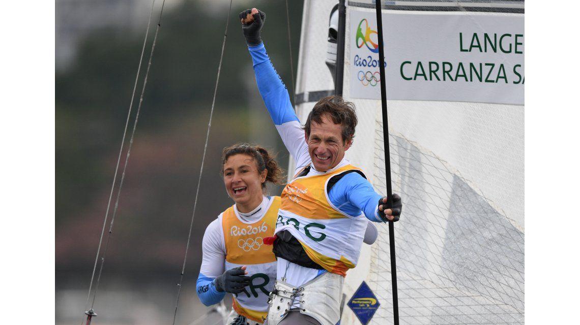 La historia detrás de la medalla de oro: la lucha de Santiago Lange contra un cáncer de pulmón