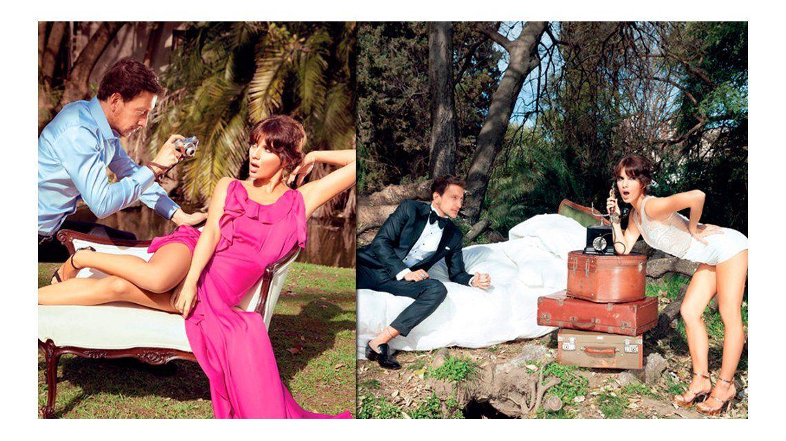 Nico Vázquez y Gime Accardi piensan en el casamiento: cómo quieren que sea la boda