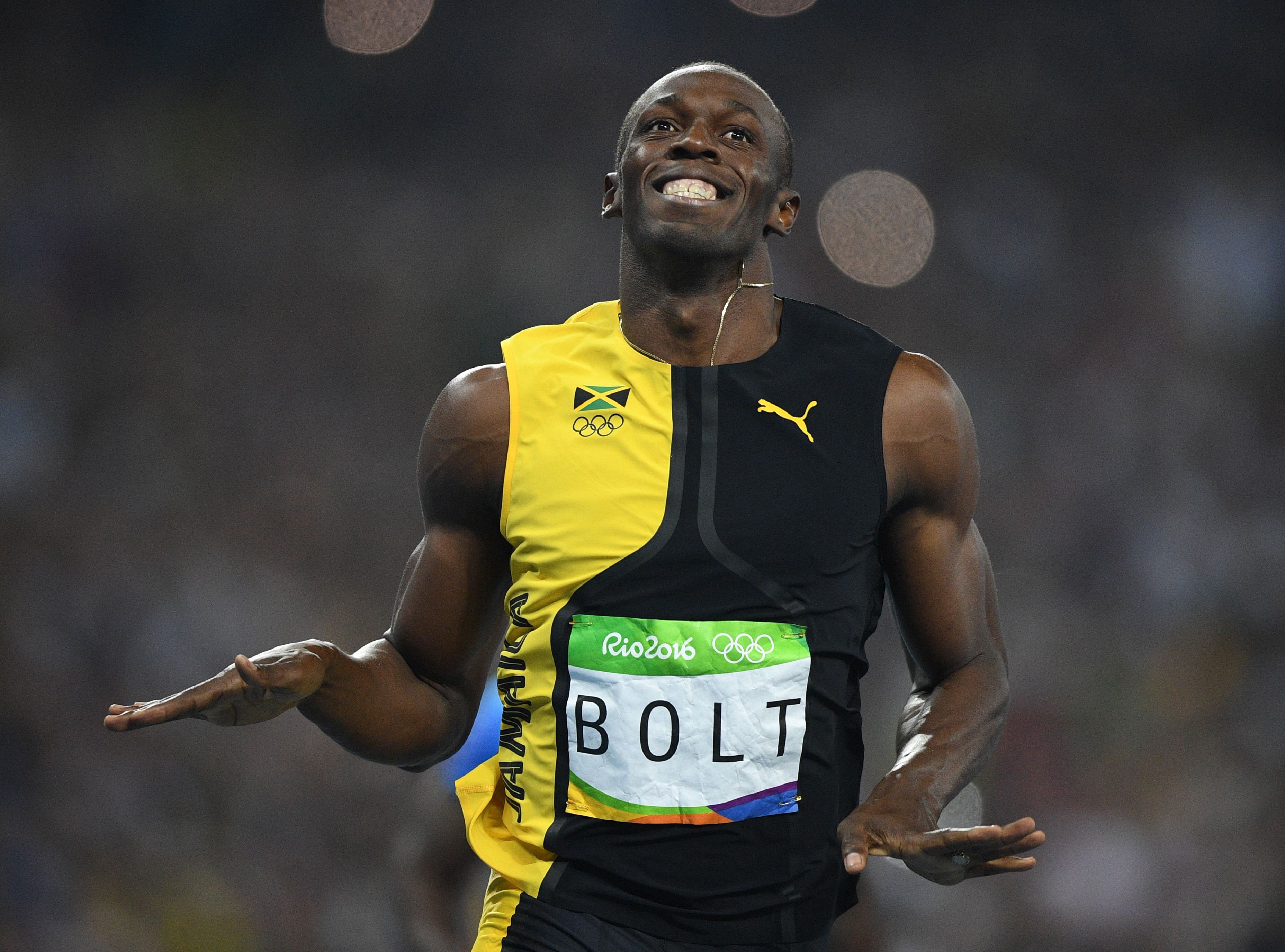 Impresionante: Usain Bolt se reafirma como el mejor de todos los tiempos con el oro en los 100 metros llanos