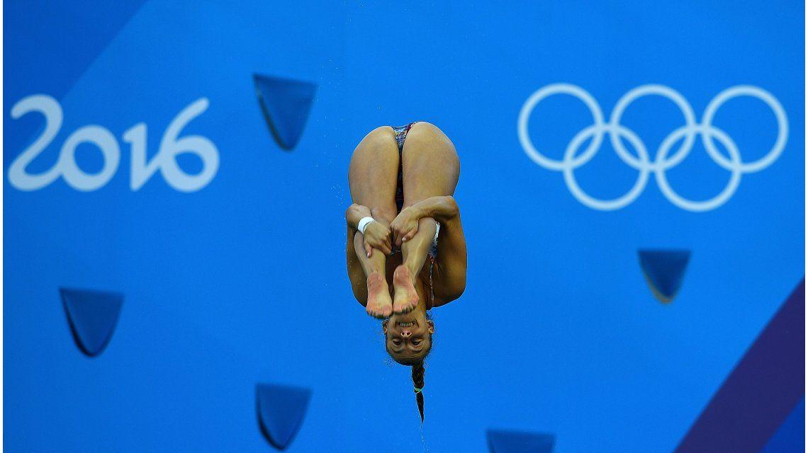 Y le pusieron cero: el peor salto de los Juegos Olímpicos fue para una rusa