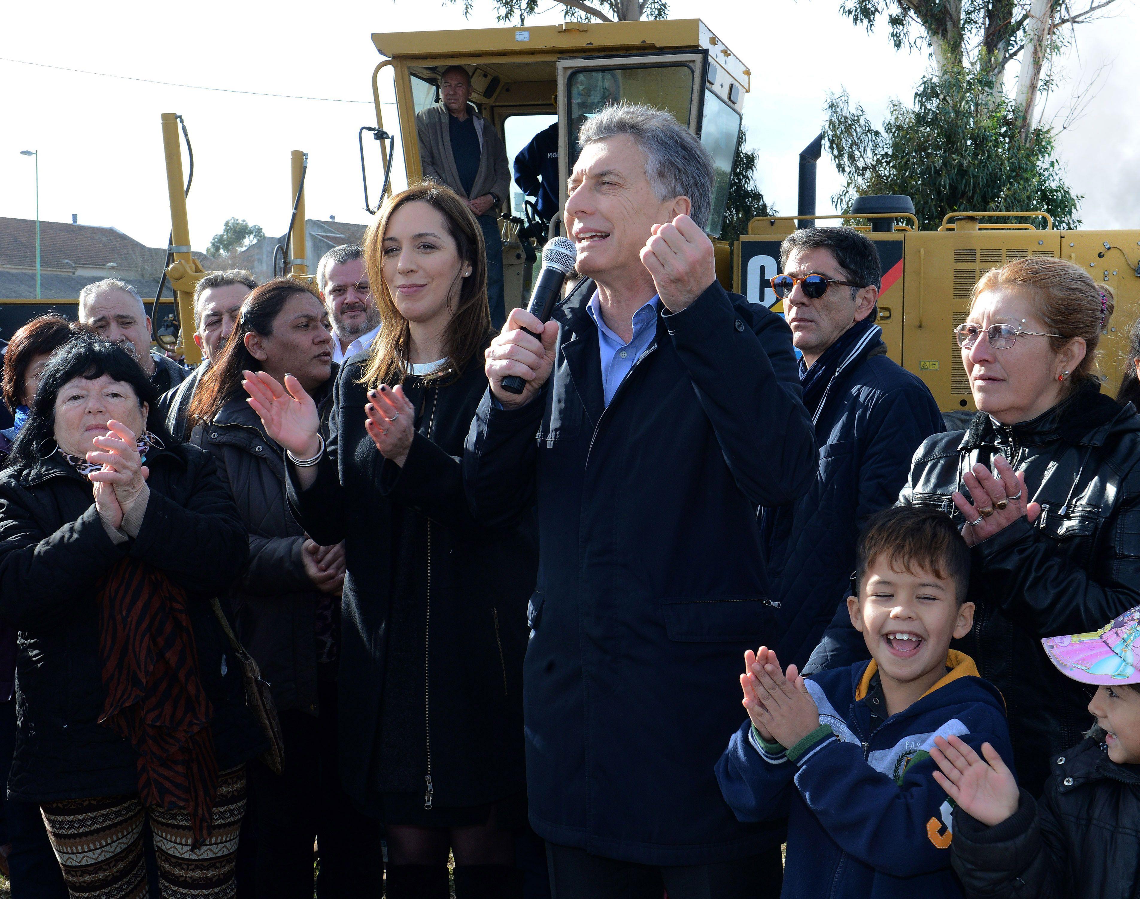 Tras el crítico informe de la UCA, Macri insiste con trabajar por un país con pobreza cero