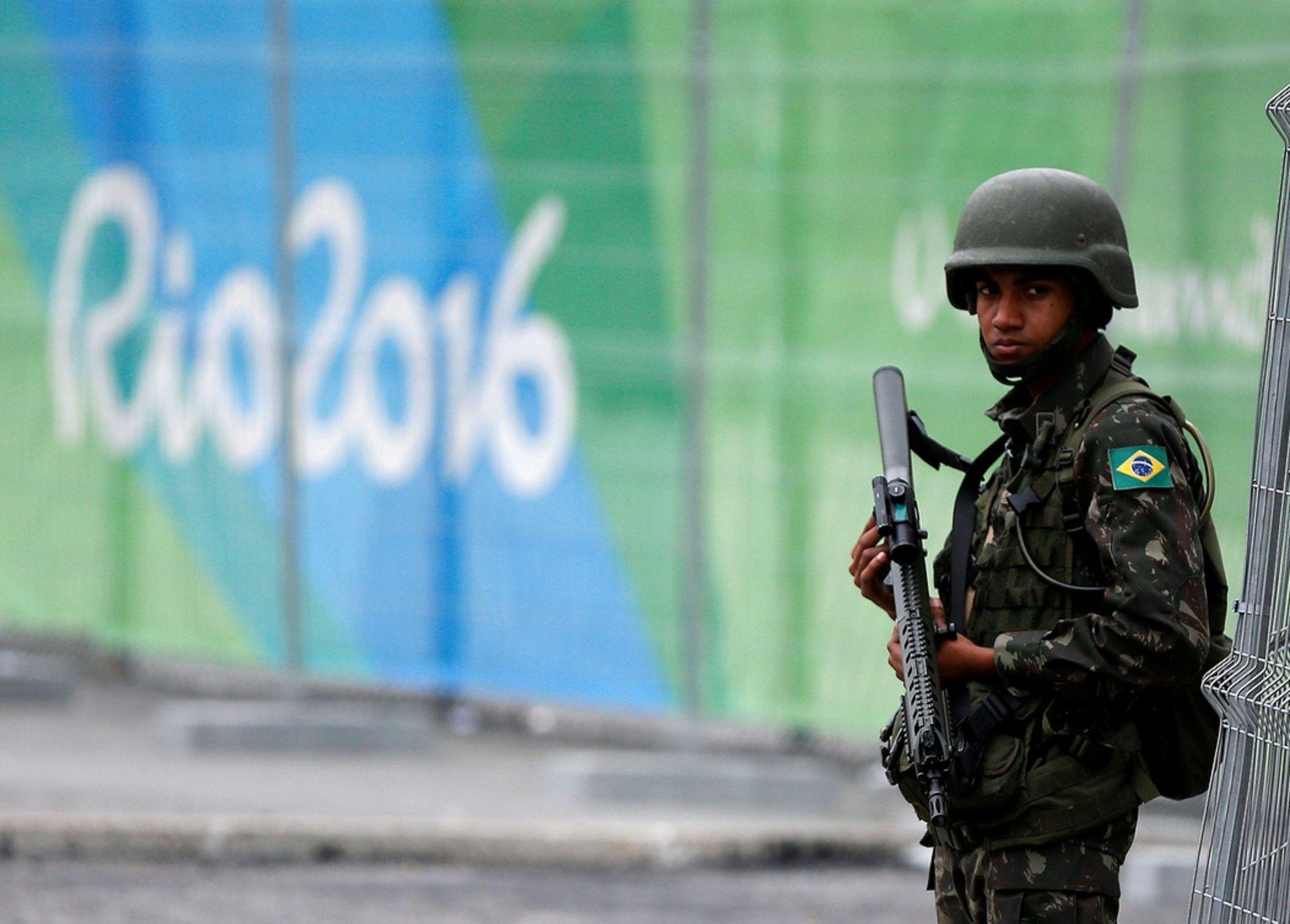 Detienen a dos sospechosos en una operación antiterrorista en Río de Janeiro