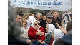 Bonafini llamó a retomar las marchas de la resistencia contra el gobierno de Macri