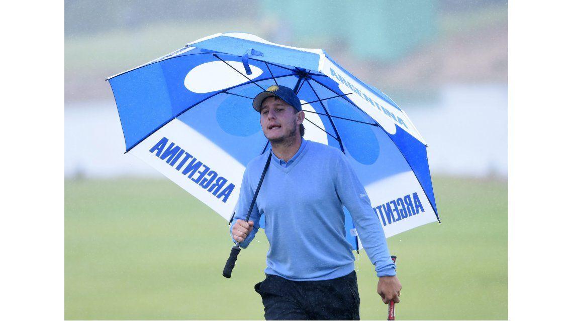 Algo es algo: el golf entregó un diploma olímpico para Argentina